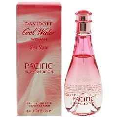 Davidoff, Cool Water Sea Rose Pacific Summer Edition